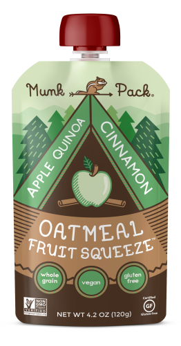 FREE Munk Pack Oatmeal Fruit S...