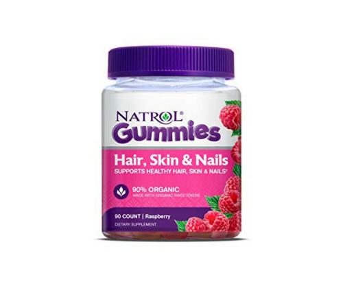 Natrol Hair Skin Nails Gummy Reviews Social Nature