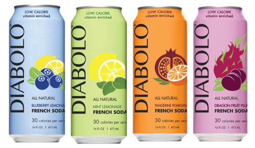 FREE Diabolo French Soda!