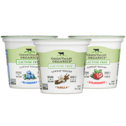 FREE Green Valley Organics Yog...