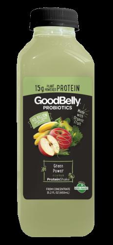 FREE GoodBelly Protein Shake..