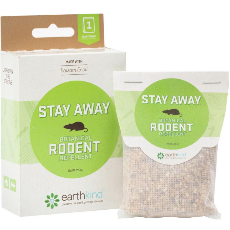 EarthKind, LLC Botanical Rodent Repellent Reviews | Social Nature