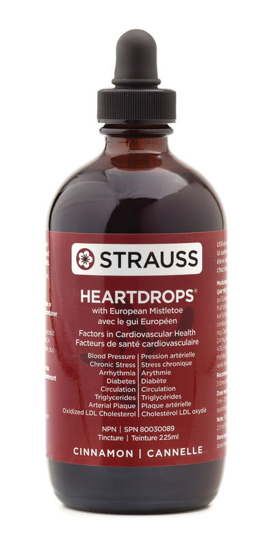 Strauss Naturals Heartdrops Reviews | Social Nature