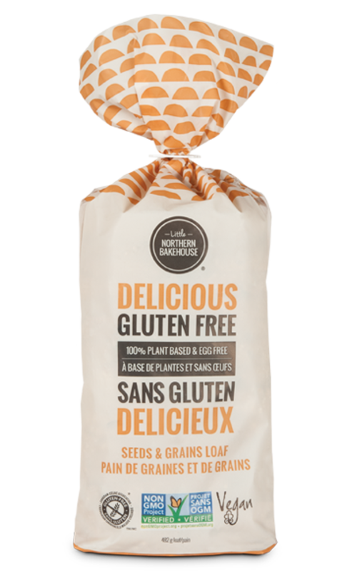 Little Northern Bakehouse USA Gluten Free Bread Reviews