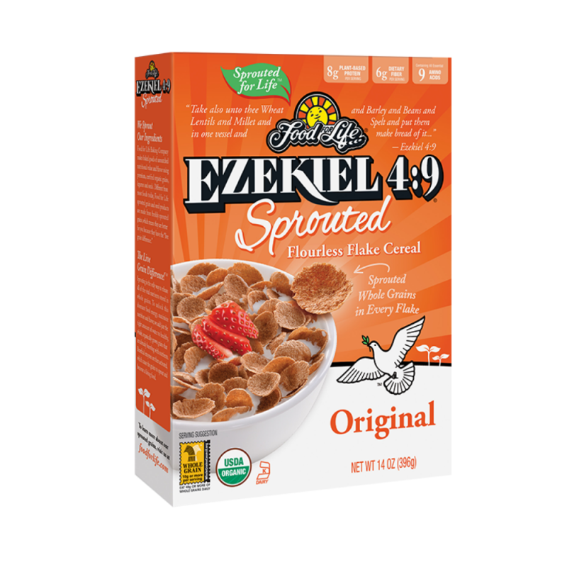 Food For Life Baking Co. Sprouted Cereal Reviews