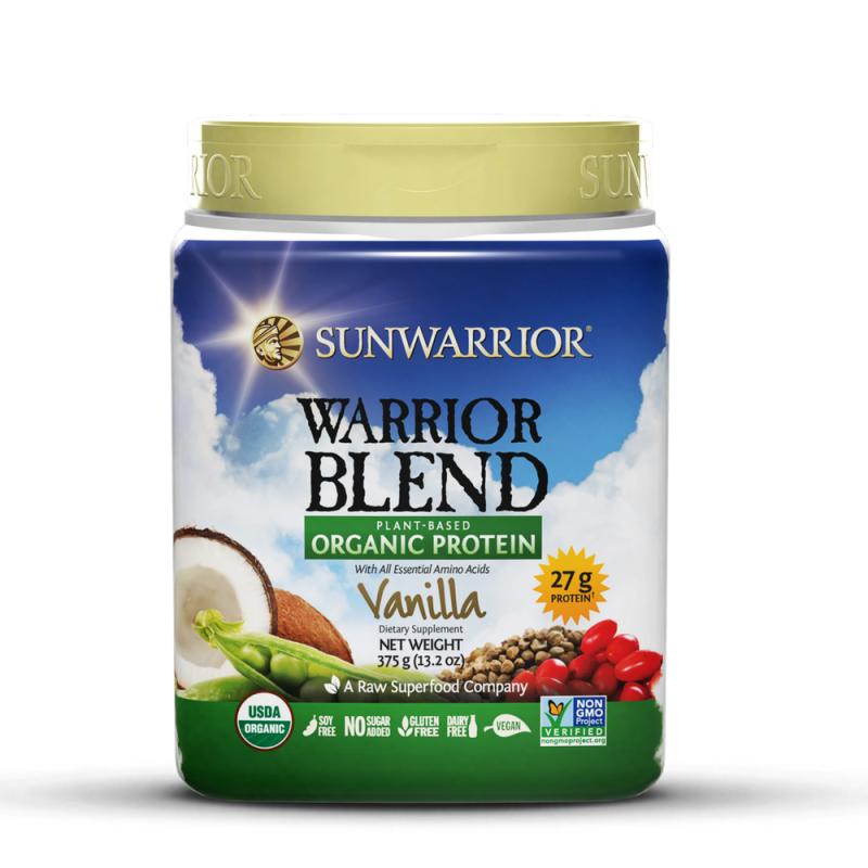 sunwarrior plant based protein powder reviews | social nature